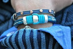 Man bracelets on So cute by guccisima