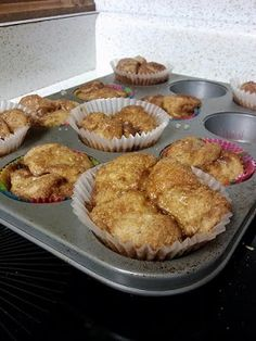 Apple Pie Money Bread Muffins