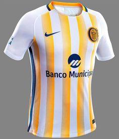 Camisas do Rosario Central 2017 Nike