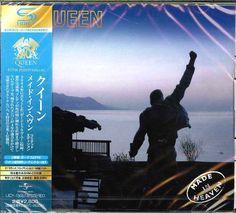 QUEEN Made In Heaven + Single/EP tracks etc. 2 SHM CD SET Japan w/OBI 40th Anniv #ProgressiveArtRock