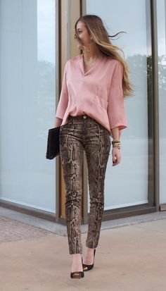 Oi Gurias Look. Divino pantalooonn!! #oigurias