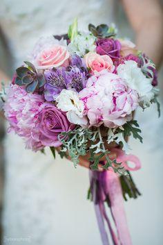 Bridal bouquet that designed by Lun Lun. Wedding Hair And Makeup, Hair Makeup, Bridal Flowers, Flower Arrangements, Wedding Hairstyles, Floral Wreath, Bouquet, Wreaths, Wedding Ideas