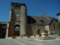 Église Saint Jean Baptiste - La Bastide L'Évêque
