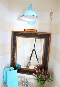 How-to-hang-a-mirror-the-easy-way