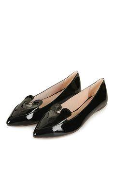 VINNIE Mouse Shoes - Shoes- Topshop