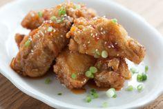 Good Look Foods: Spicy Orange Chicken Wings Recipe