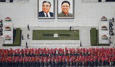 Corea del Norte hace caso omiso de Trump    Pyongyang se concentra en los preparativos del 105º aniversario del fundador del régimen, Kim ...