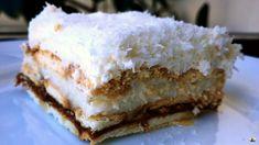 Uite cat de usor prepari o prajitura Raffaello fara coacere, din putine ingrediente, pe care le ai la indemana!