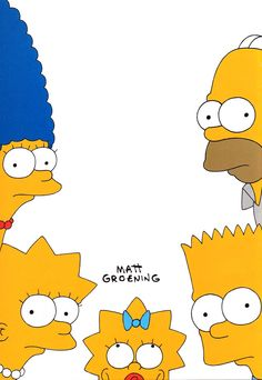 Simpsons poster