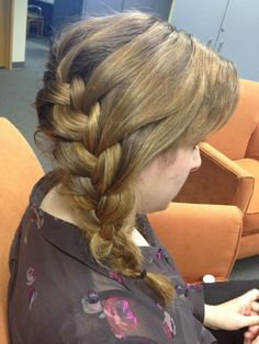 """How To: Get Katniss' braid from """"The Hunger Games""""!"""