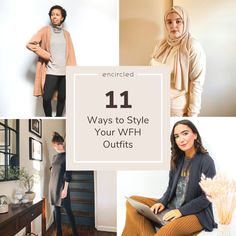 How to Define your Ideal Style - Encircled Minimalist Outfits, Minimalist Fashion, Workwear, Tired, Revolution, Comfy, Check, Blog, Style
