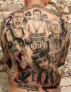 . Skinhead Boots, Skinhead Fashion, Skinhead Tattoos, Skin Head, Rude Boy, Body Art Tattoos, Tattoo Ink, Way Of Life, Reggae