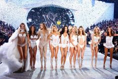 Runway highlights from Victoria's Secret 2013 Show