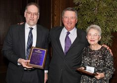 In October 2010, Doug Newsom (a former professor of mine) and I were inducted into the Schieffer School of Journalism's Hall of Excellence at TCU. My acceptance speech: http://www.schiefferschool.tcu.edu/649.htm