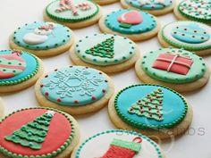 Oi gentennnnn!!!! E aí que tal preparar biscoitos com as crianças neste natal????Aqui na minha família tem duas que mal podem esp...