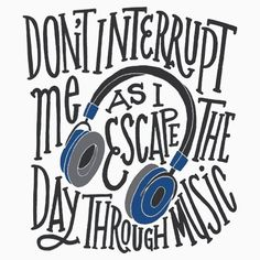 Discover and share My Escape Quotes. Explore our collection of motivational and famous quotes by authors you know and love. Music Is My Escape, Music Is Life, My Music, Music Stuff, Rock Music, On Air Radio, Motivacional Quotes, Famous Quotes, Villainous Cartoon