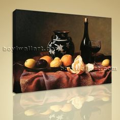 "Food And Beverage Pictuire HD Print Canvas Wall Art For Kitchen Home Decor Extra Large Wall Art, Gallery Wrapped, by Bo Yi Gallery 20""x16"". Food And Beverage Pictuire HD Print Canvas Wall Art For Kitchen Home Decor Subject : food and beverage Style : still life Panels : 1 Detail Size : 20""x16""x1 Overall Size : 20""x16"" = 51cm x 41cm Medium : Giclee Print On Canvas Condition : Brand New Frames : Gallery wrapped [FEATURES] Lightweight and easy to hang. High revolution giclee…"
