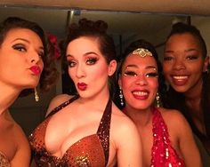 #regram from @diliamusica @themaineattractionanders @qualmsgalore #tonight at @duaneparknyc #duanepark #duaneparknyc #burlesque #backstage