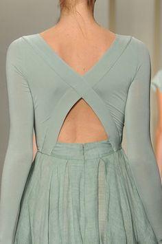 Donna Karan at New York Fashion Week Spring 2013