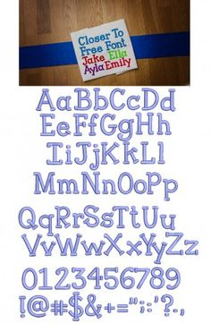 free monogram fonts 1000 images about aaa embroidery fonts on 6077