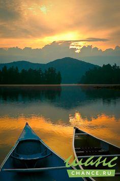 Lake Placid, Adirondacks, NY state