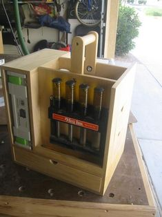 Install Kit 461 x 615 ( Tool Box Diy, Wood Tool Box, Wooden Tool Boxes, Wood Tools, Festool Tools, Festool Systainer, Dewalt Storage, Tool Storage, Portable Workbench