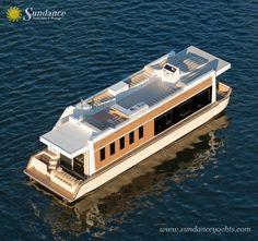 Better flybridge than most yachts 20 or 30 feet longer.