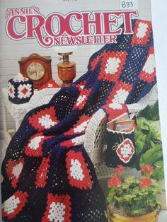 Annies Crochet Newsletter- tablecloth wreath dishcloth bath set hen ...