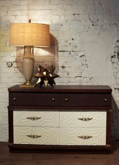 An Omforme Transformation:  Lotus Dresser A Mid Century Story by Omforme