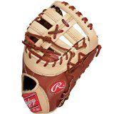 Rawlings Pro Prefererred First Base Model Baseball Glove (Dark Tan/Light Tan, 13-Inch) - http://www.learnfielding.com/fielding-a-baseball-learn-baseball-learning-to-field/first-base/rawlings-pro-prefererred-first-base-model-baseball-glove-dark-tanlight-tan-13-inch/