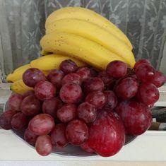 Plum, Banana, Fruit, Photos, Instagram, Food, Pictures, Essen, Bananas