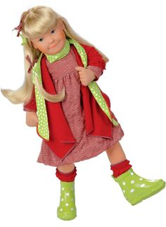 Franka Lolle doll - Kathe Kruse