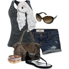 Bring On Summer, created by colierollers on Polyvore