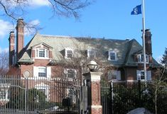 Connecticut governor mansion - Hartford
