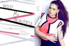 Bea Alonzo – Meg Magazine March 2012