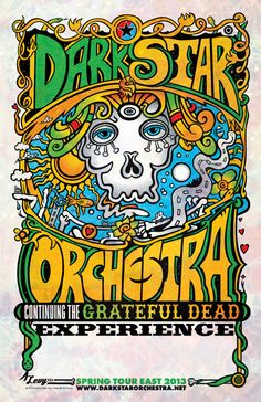 GigPosters.com - Dark Star Orchestra