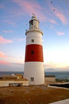 Europa Point Lighthouse, Gibraltar