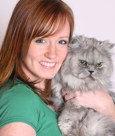 Silver cats may help cure cancer for humans with red hair/highest risk of meanoma