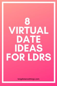 8 Virtual Date Ideas for Long Distance Relationships If you're in a long distance relationship, check out these virtual date ideas for LDR! Couple A Distance, Long Distance Dating, Long Distance Boyfriend, Long Distance Love, Toxic Relationships, Healthy Relationships, Relationship Advice, Distance Relationships, Long Distance Relationship Questions