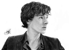 Sherlock by AmandaTolleson on DeviantArt
