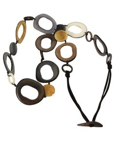 Tagua Jewelry | Tagua Necklace | Fair Trade Jewelry