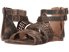 Bed Stu Capriana - leather sandals pinned from Zappos in May 2017