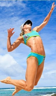 remember to have fun and play - volleyball.you have a great love of playing that sport. Beach Volleyball Girls, Women Volleyball, Play Volleyball, Volleyball Clothes, Body Inspiration, Fitness Inspiration, Motivation Inspiration, Female Pose Reference, Poses References