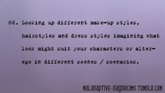 Maladaptive Daydreams