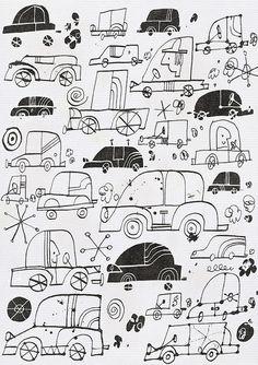 Retarded Cars by C86 | Matt Lyon, via Flickr