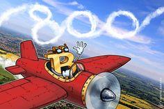 Bitcoin Breaks $835 - China Controls 93 Percent of Trading