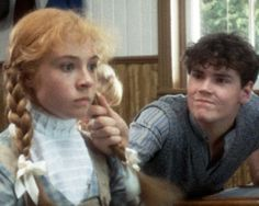 RIP Jonathan Crombie. So young and so sudden. You will not be forgotten as you live on with Anne in Anne of Green Gables. Jonathan Crombie as Gilbert Blythe.