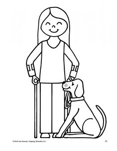 disability awareness coloring pages - athletes disabilities coloring page disabilities pinterest