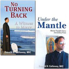 No Turning Back & Under the Mantle (2 Book Set)