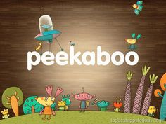 Peekaboo Ufo - Apps for toddlers